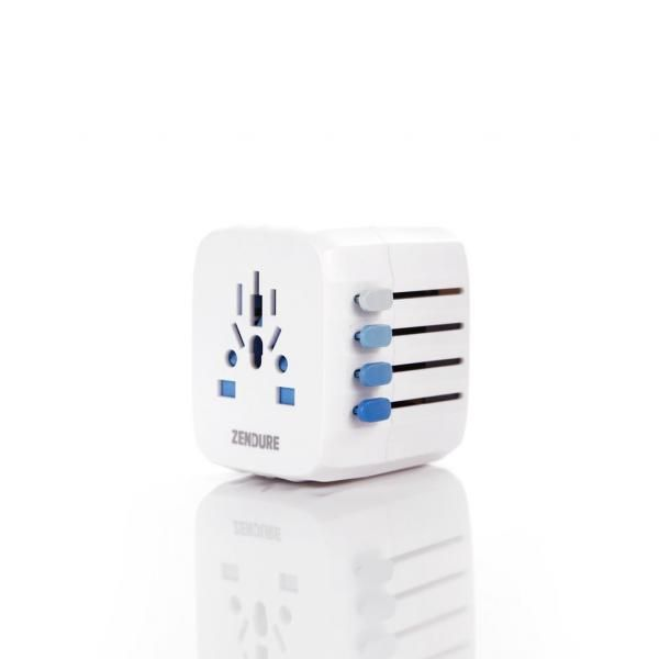 Zendure Passport Travel Adapter Electronics & Technology Gadget Best Deals CLEARANCE SALE Crowdfunded Gifts ProductView11670[1]